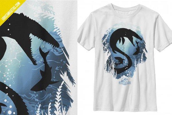 Camiseta Jurassic World