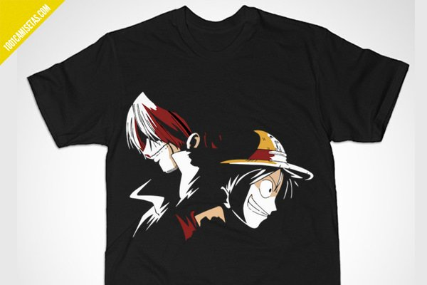Camisetas one piece