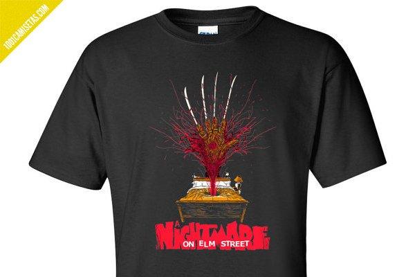 Camiseta pesadilla elm street