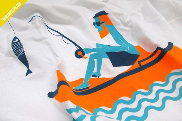 Camisetas iglöo creativo