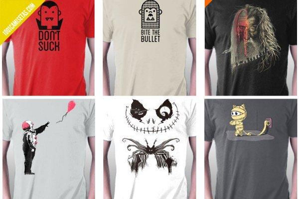 Camisetas para Hallowen