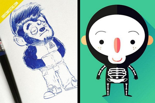 Ilustraciones Eneri Mateos