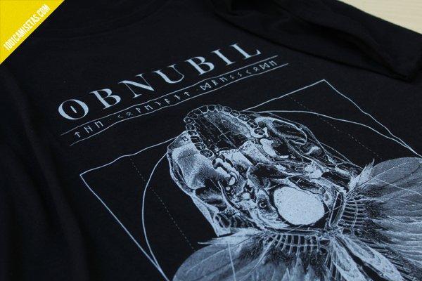 Camisetas obnubil