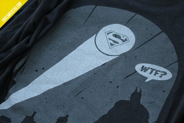 Camiseta batman la cosmonauta
