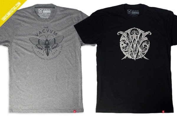 Camisetas the vacvvm