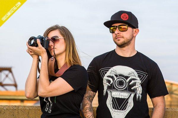 Camisetas para fotografos
