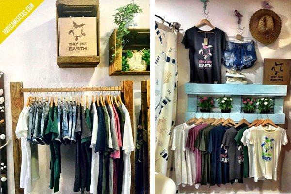 Camisetas ecologicas