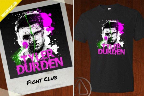 Camiseta el club de la lucha spoiler