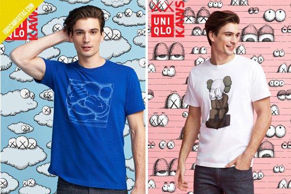camisetas-kaws