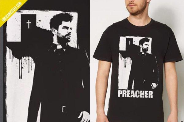 Camisetas preacher