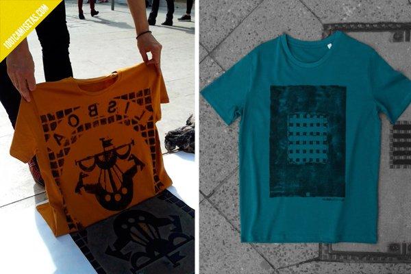 Camisetas raubdruckerin