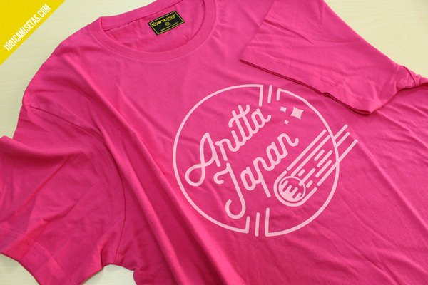 Camiseta Aritta streetwear