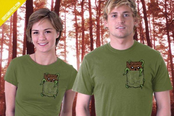 Ash vs evil dead camiseta