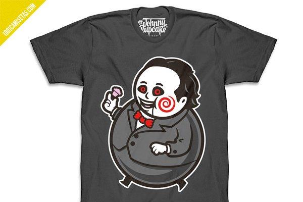 Camiseta saw