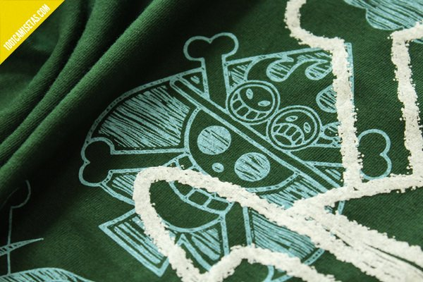 Camiseta de one piece sr miyagi