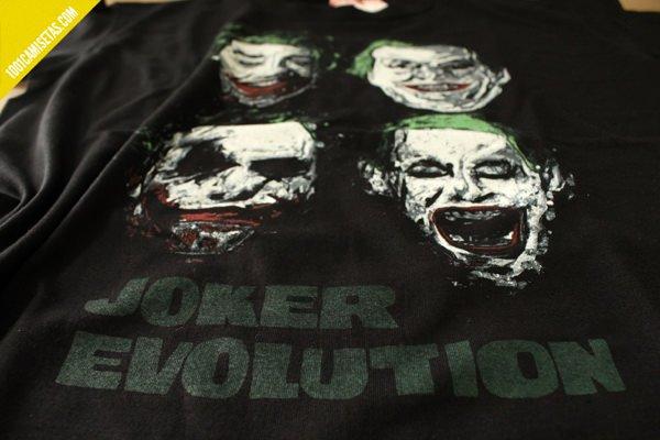 Camisetas joker sr miyagi