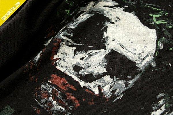 Camisetas serigrafia tramas sr miyagi