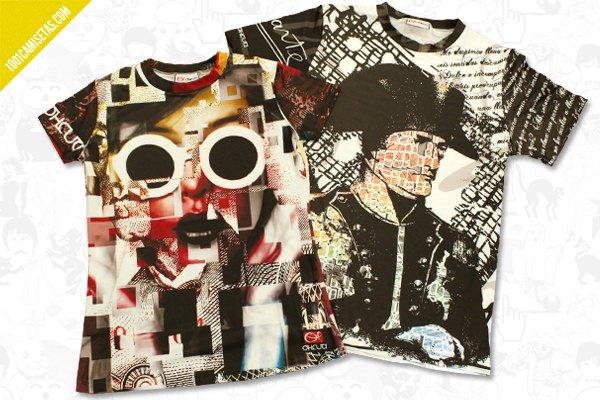 Camisetas full print ohcua