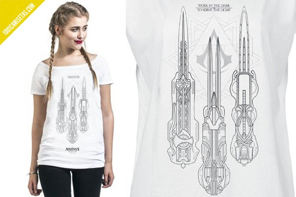 Camisetas assassins creed emp