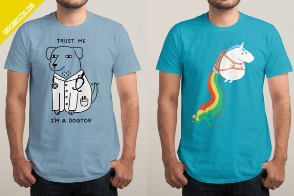 Camisetas oferta threadless
