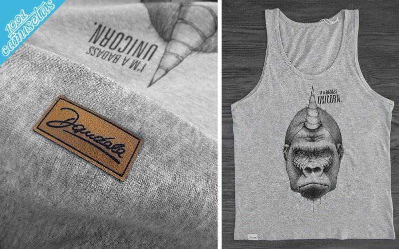 Tanto la impresión de camisetas como de etiquetas se hace en Würzburg  (Alemania). El compromiso de Dandala con la sostenibilidad es total  todas  las ... 38f97149908ad