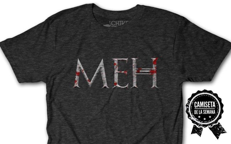 Camiseta de Juego de Tronos