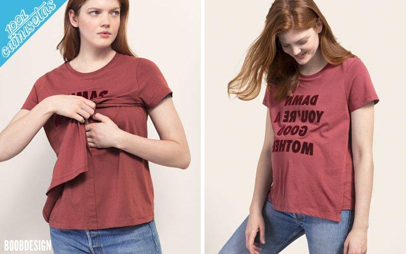 Camisetas maternidad