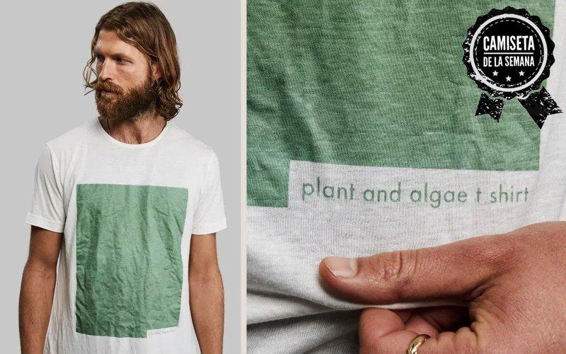 plant and algae t-shirt