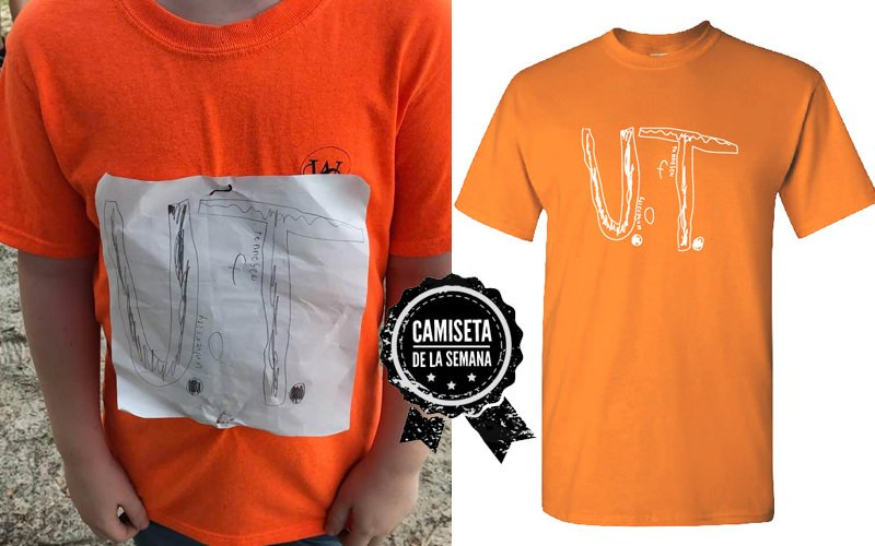 UT College Colors Day