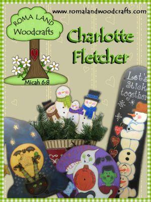 CharlotteFletcher-Romaland-Woodcrafts