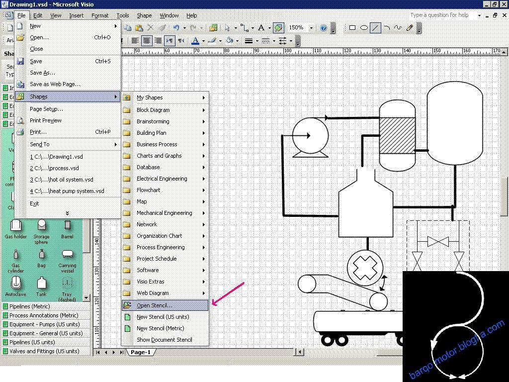 hight resolution of visio electrical engineering shapes free download