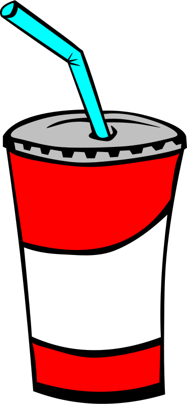 free clipart fast food drinks