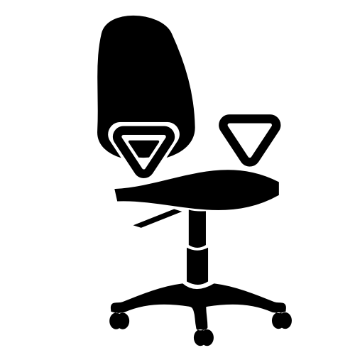 office chair vector diy keyboard tray for free vectors
