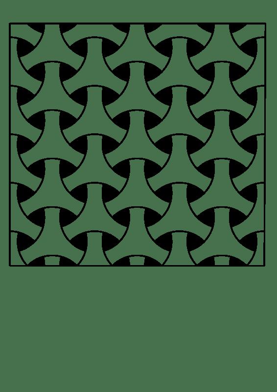 Flower Outline Patterns