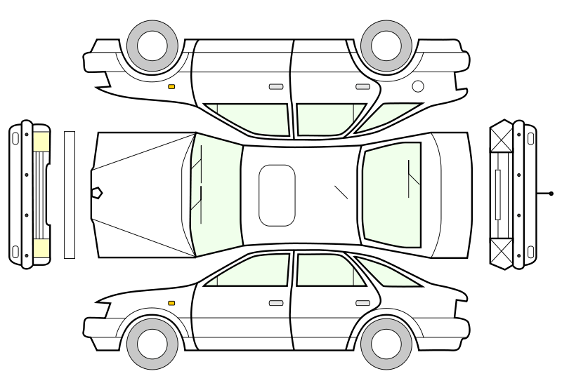 car damage inspection diagram dayton capacitor start motor wiring template free for you vehicle schematic name rh 2 10 8 systembeimroulette de truck templates