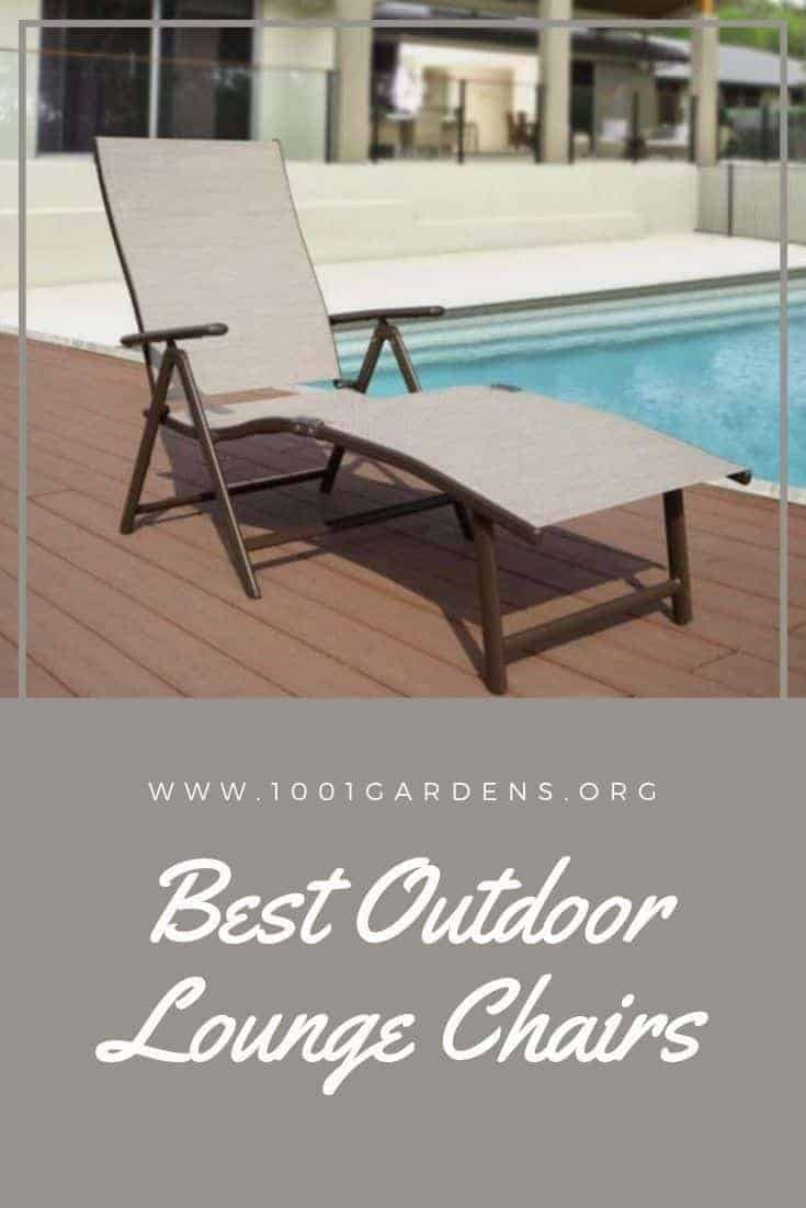 Sunbathing Chairs Best Outdoor Lounge Chairs 2019 Updated 1001 Gardens