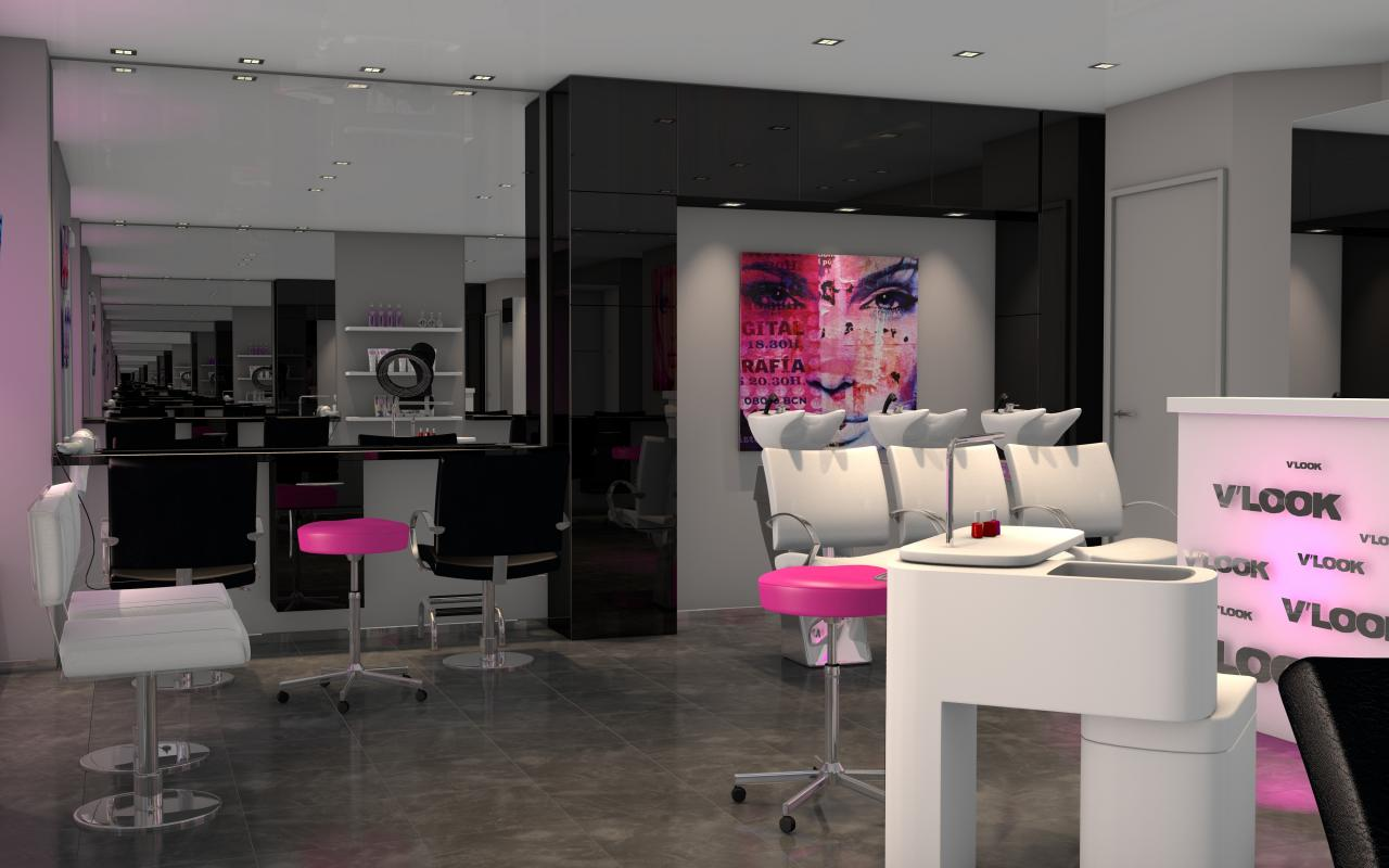 Salon Coiffeur Moderne Best Salon Coiffeur Moderne Photos Awesome Interior Home