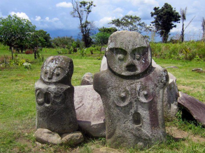 Situs Megalitik Lembah Lore Sulawesi Tengah