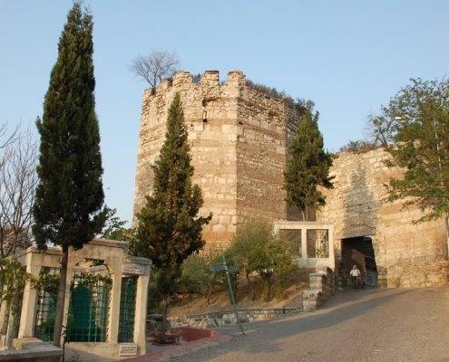 Porte des Blachernes