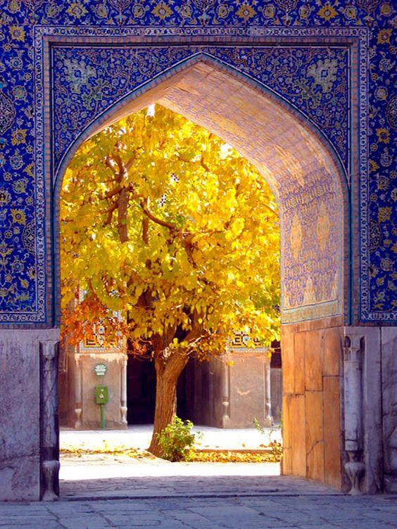 Shah Mosque, Iran