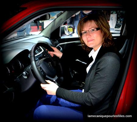 Blog automobile femme Mecagirl