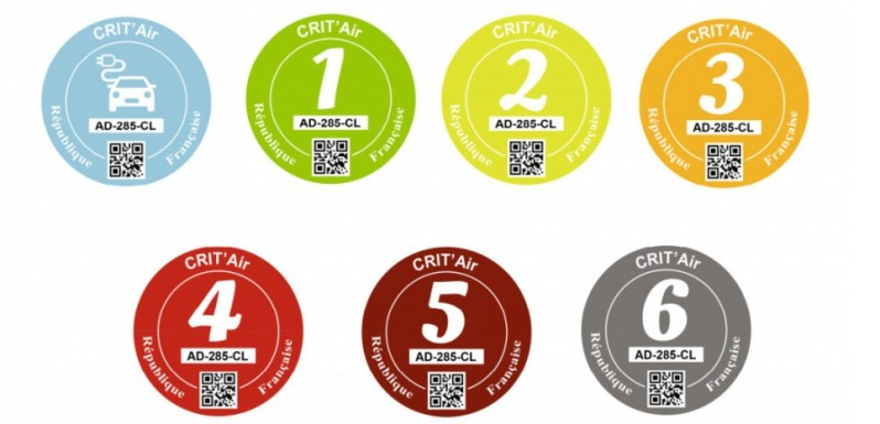 certificat de qualité de l'air