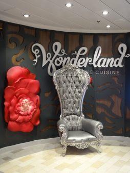 Royal Caribbean Wonderland