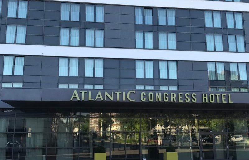 Ein Wochenende in der Heimatstadt Essen mal anders -> unser Aufenthalt im Atlantic Congress Hotel Essen