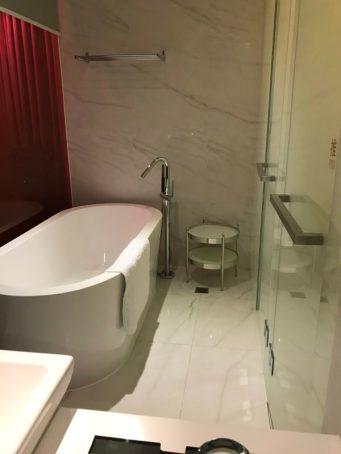 Jinjiang Metropolo Classiq Hotel Shanghai Bad
