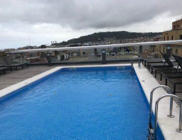 Pool & Rooftop Hotel Jazz Barcelona