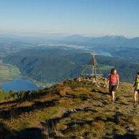 Warme Badeseen und unzählige Möglichkeiten zum Wandern, Radeln, Golfen und Wellnessen an warmen Badeseen in Kärnten