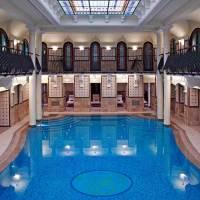 Das Royal Spa im Corinthia Hotel Budapest in der Stadt der Bäder