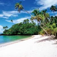 Samoas zehn Inseln und ihre Menschen formen ein friedliches Paradies