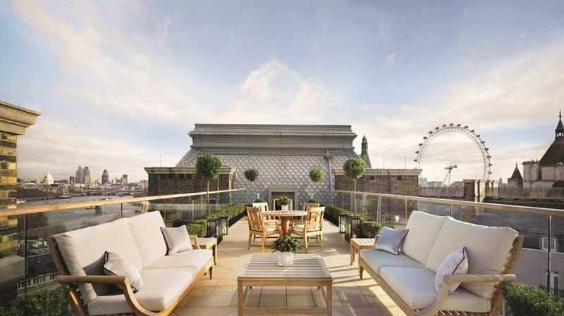 Corinthia Hotel London Die Erste Adresse Für Alle Weltstars   1001  Reiseträume